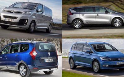 👨👩👧👦 Familles nombreuses, cet article est fait pour vous si vous recherchez actuellement une nouvelle voiture !  Retrouvez un petit comparatif des voitures familiales et abordables du marché 👇