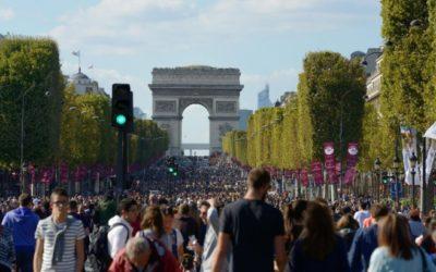 📣 La journée sans voiture à Paris approche. Rendez-vous le 27 septembre pour découvrir la capitale autrement !  👇