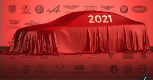 nouveautés autos 2021