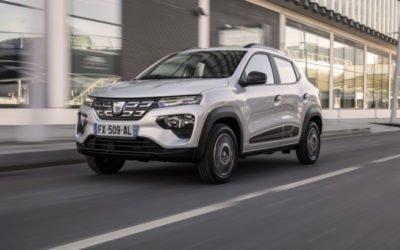 ⚡ Vous en avez certainement entendu parlé ! Dacia se lance dans l'électrique avec sa nouvelle Spring. Découvrez là dans cet article complet d'Auto-Moto 👇